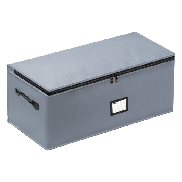 Large Storage Bag Grey