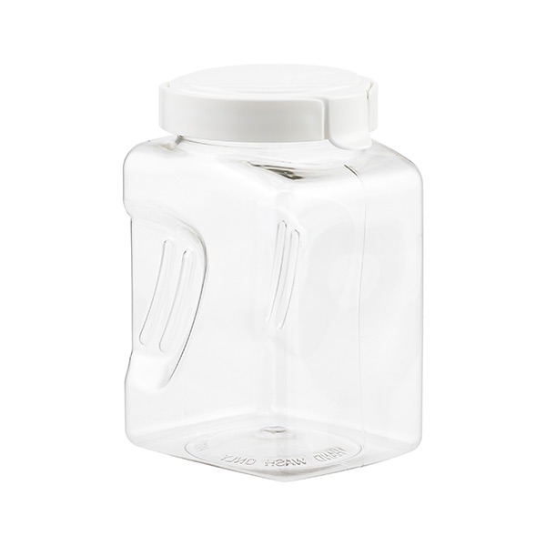 88.8 oz. Square Canister 11.1 c.