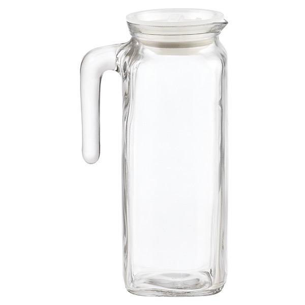 Bormioli 34 oz. Glass Refrigerator Pitcher