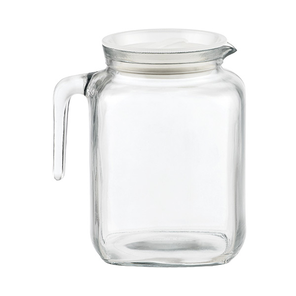 Glass Pitchers Glass Refrigerator Pitchers The Container Store
