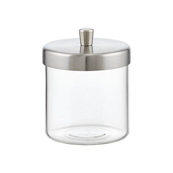 Small Apothecary Jar Clear