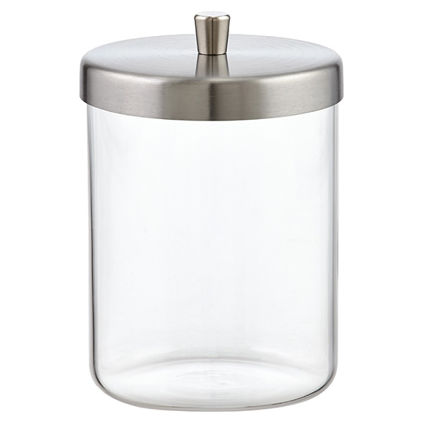 Large Apothecary Jar Clear