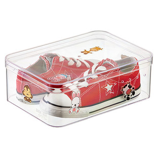 Kid's Shoe Box