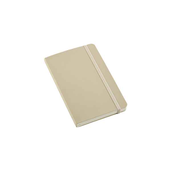 Pocket Moleskine Soft Ruled Notebook Beige
