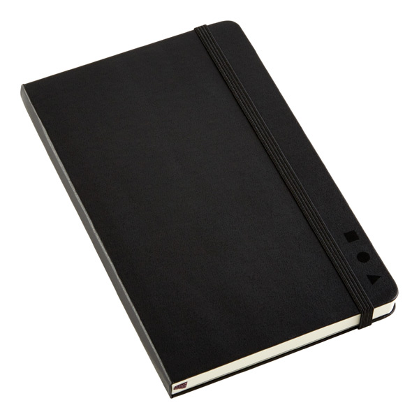 Large Moleskine Professional Book Black