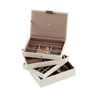 Vanilla Classic Stackers Premium Jewelry Storage