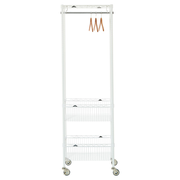 InterMetro Laundry Cart