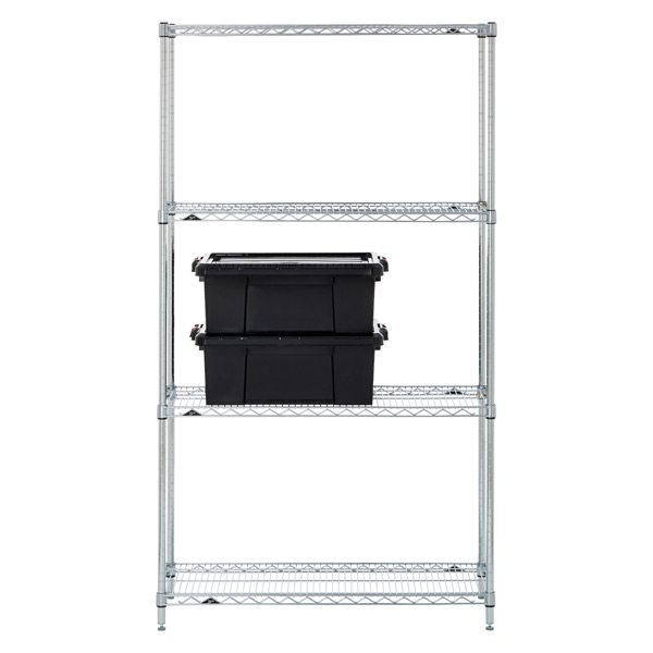 "Metro Commercial 42"" Shelving Solution"