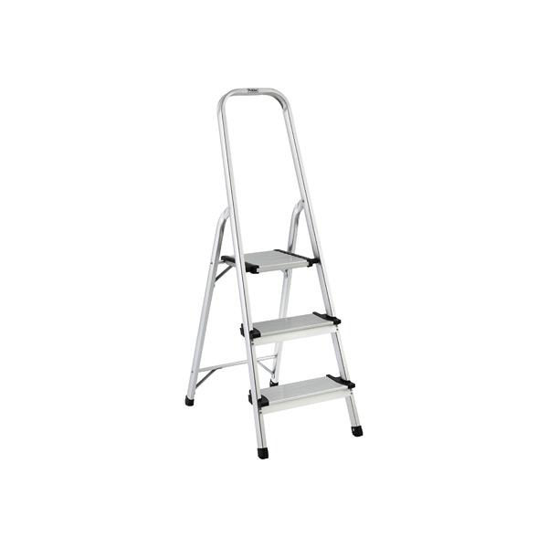 Polder 3-Step Ladder Aluminum