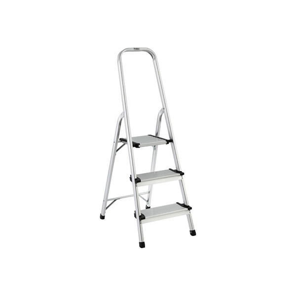 Polder 3-Step Ladder Aluminum