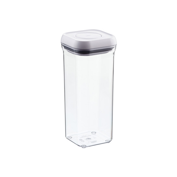 1.5 qt. Square POP Canister.