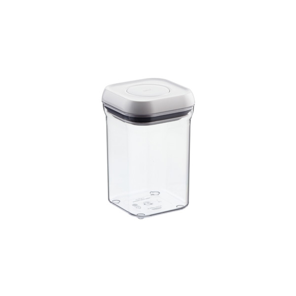 .9 qt. Square POP Canister.