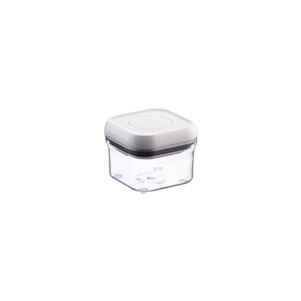 .3 qt. Square POP Canister.