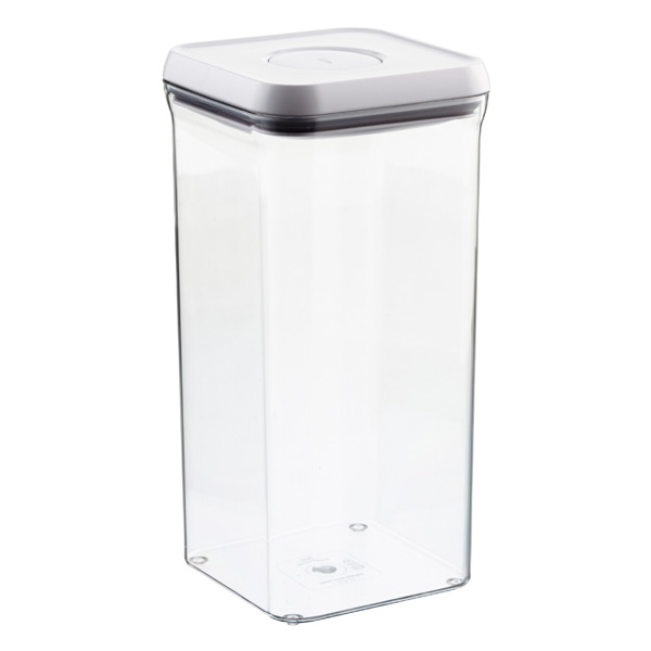 5.5 qt. Square POP Canister.