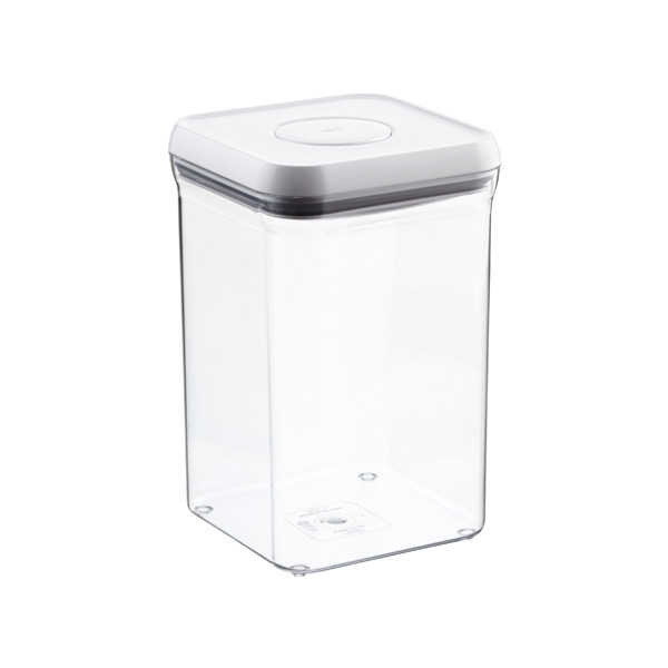 4 qt. Square POP Canister.