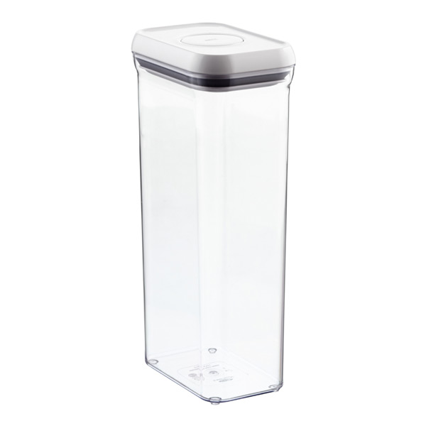 3.4 qt. Rectangular POP Canister