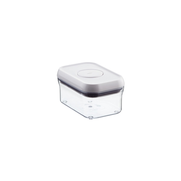 .5 qt. Rectangular POP Canister.