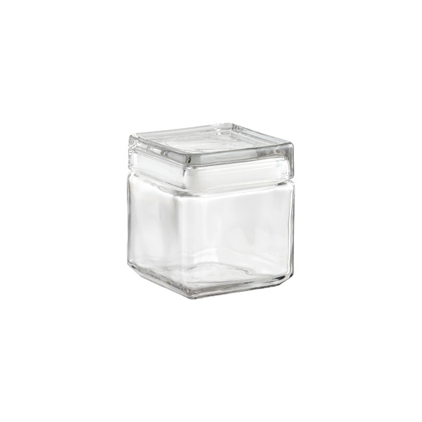 anchor 32 oz. Stackable Square Canister