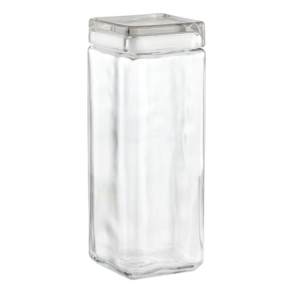 80 oz. Stackable Square Canister