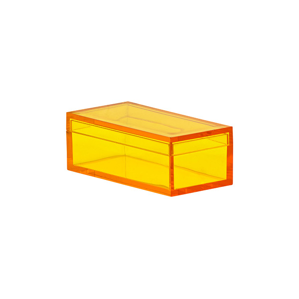 Amac Box Yellow