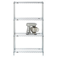 "Metro Commercial 36"" Shelving Solution"