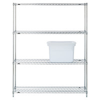 "Metro Commercial 60"" Shelving Solution"