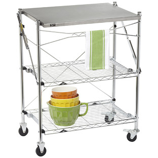Intermetro Folding Chef S Cart