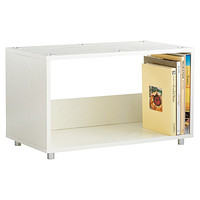 Large White Vario Stacking Shelf