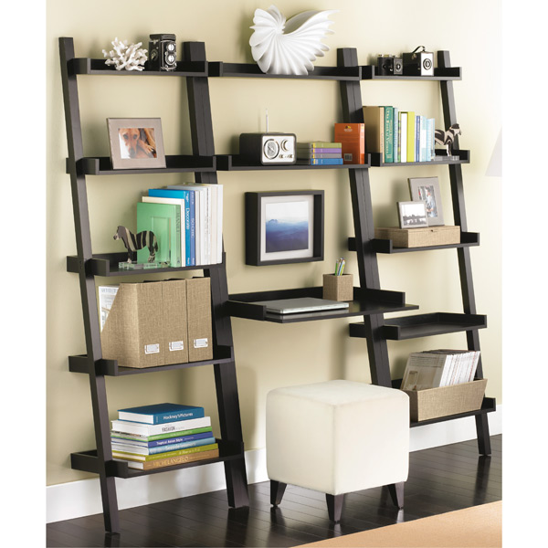 java solid wood folding tower the container store. Black Bedroom Furniture Sets. Home Design Ideas