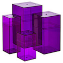 Purple Amac Boxes