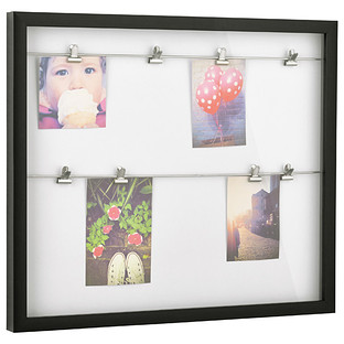 umbra clipline photo display frame