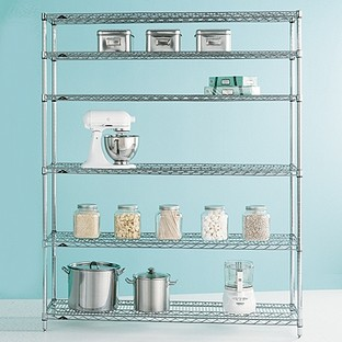 Metro Commercial Industrial Pantry Shelves