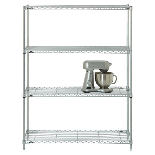 InterMetro 4-Shelf Solution