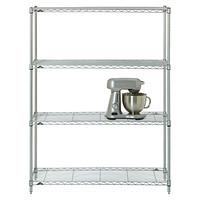 InterMetro 4-Shelf Solution
