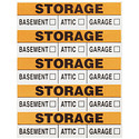 Storage Labels