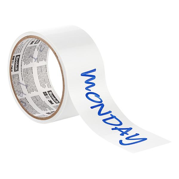 3M Scotch Dry Erase Label Tape