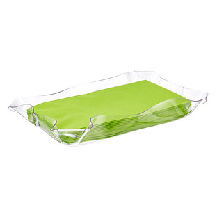 Rectangular Scalloped Tray