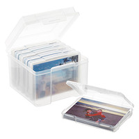 "6-Case 5"" x 7""  Photo Storage Box"