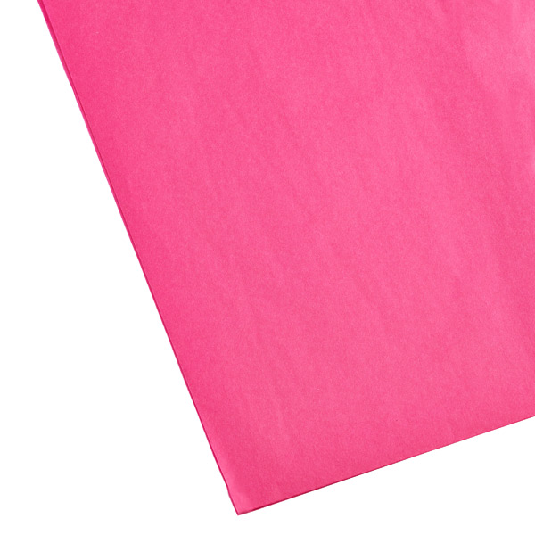 Solid Hot Pink Tissue