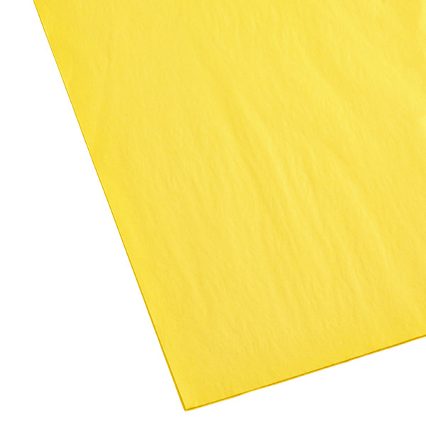 Solid Yellow Tissue