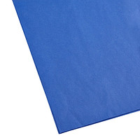 Solid Dark Blue Tissue