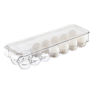 iDesign Linus Fridge Bins Egg Holder