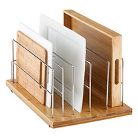 Bamboo 14 Roll-Out Kitchenware Divider