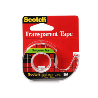 3M Scotch Transparent Tape