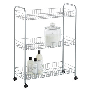 small kitchen carts on wheels | the container store