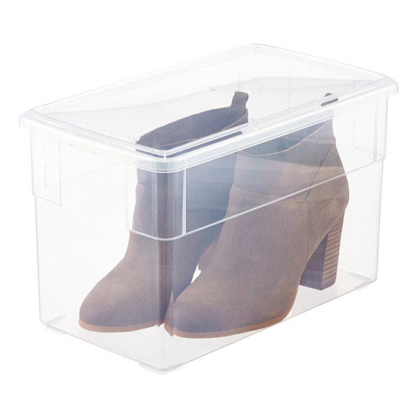 Our Tall Shoe Box The Container Store