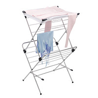 2-Tier Mesh-Top Drying Rack