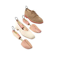 Container Store Cedar Shoe Trees