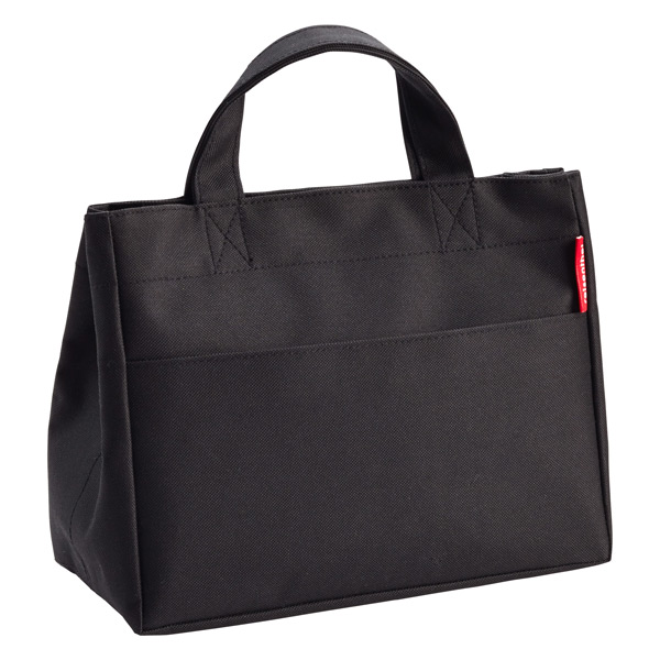 reisenthel black lunch tote the container store. Black Bedroom Furniture Sets. Home Design Ideas