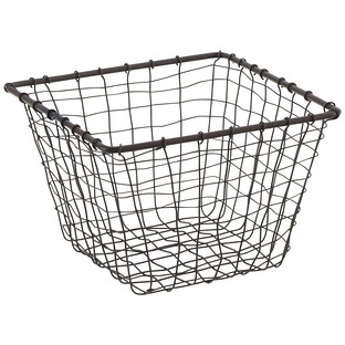 X-Small Marché Wire Storage Basket